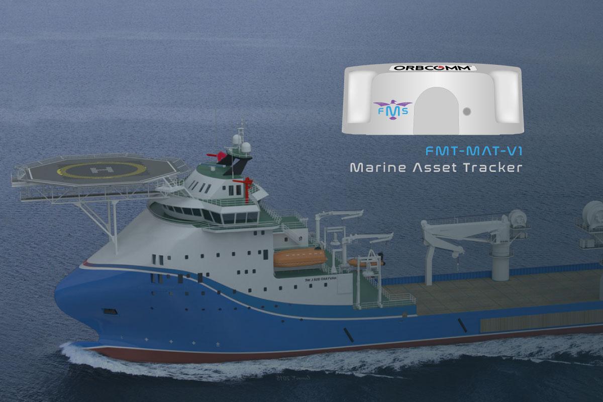 Marine Asset Tracker - FMT-MAT-V1