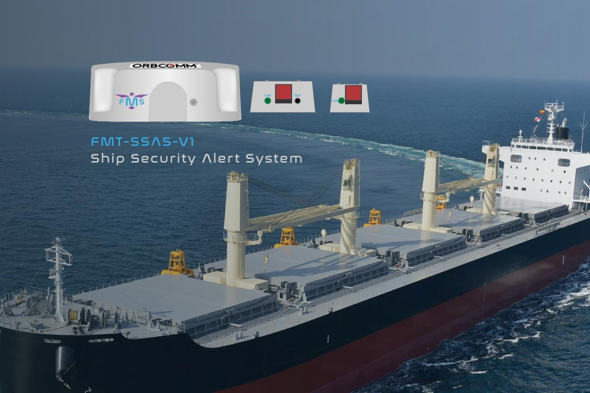 ship security alert system - Orbcomm ST 6100 key benefits