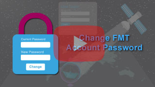 FMT account password change in falcon mega track